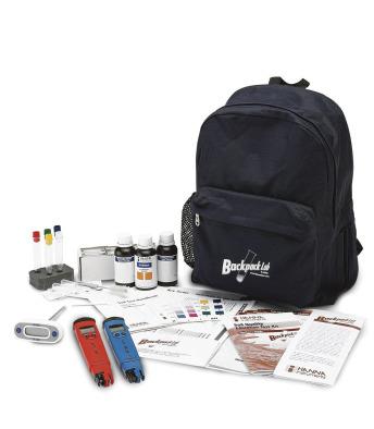 Hanna Backpack Test Kit Soil Quality