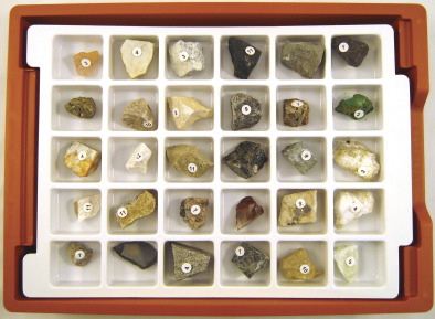 Mineralogy And Petrology Set