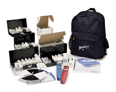 Hanna Backpack Test kit Water Quality