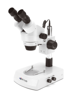 Microscope, Stereozoom Binocular LED