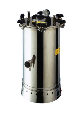 Autoclave: 22 litre Stainless Steel