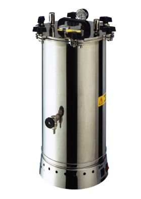 Autoclave: 30 litre Stainless Steel