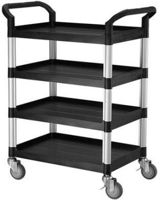 Laboratory Trolley - 4 Shelf, 250KG