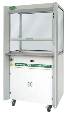 Fume Cupboard - Airone 1000RS Mobile Filtration (Extra Carriage Applies)