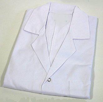 Lab Coats Plain 44 Inch