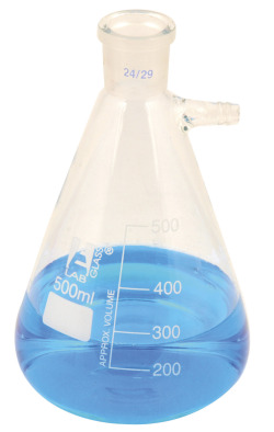 Buchner Filter flask 100ml 19/26