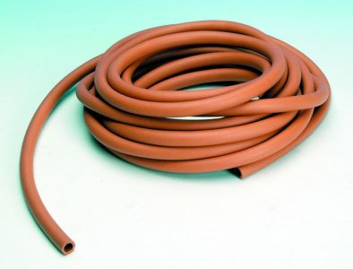 Rubber Tubing 8mm Bore 2.0mm wall 10m roll