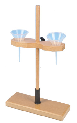 Funnel Stand, Double