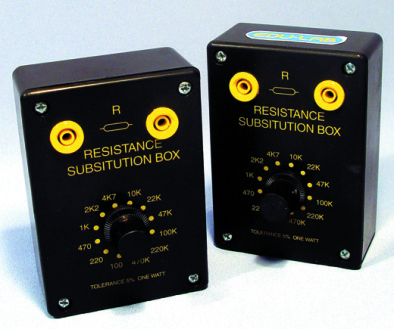 Resistance Substitution Box