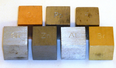 Cubes For Density 20mm Steel (Pk5)
