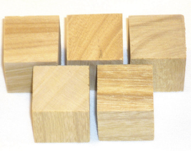 Cubes For Density 20mm Wood (Pk5)