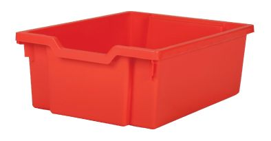 Gratnell Tray Deep Red