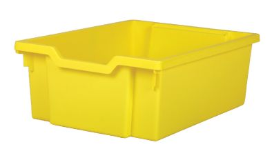 Gratnell Tray Deep Yellow