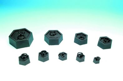 Mass,Hexagonal with Ring -  500g