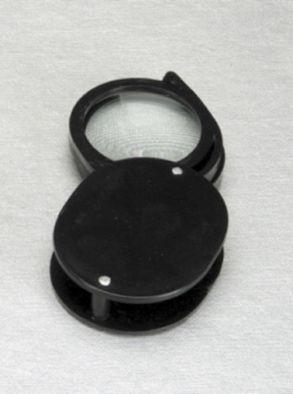 Magnifier, Folding 25 dia  (Pk10)