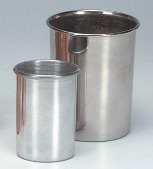 Calorimeter, Aluminium, 75x50mm
