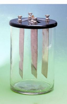 Voltameter, Copper
