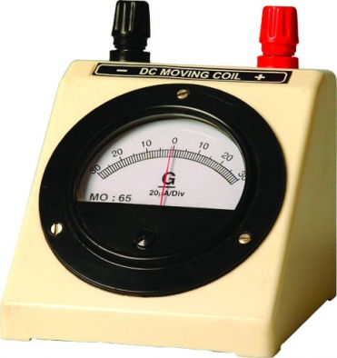 Galvanometer 50-0-50mV
