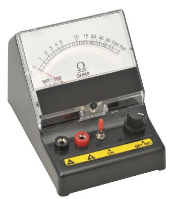 Ohmmeter Series Type O-100 ohms