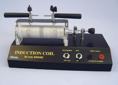 Induction Coil, 50mm Spark