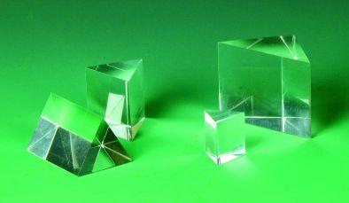 Prism - Clear Glass  90x60x30 deg