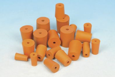 Rubber Stopper 1 Hole 31x36x35 (Pk10)