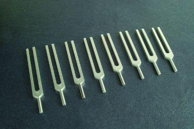 Tuning Fork (Aluminium) - 512hz Note C