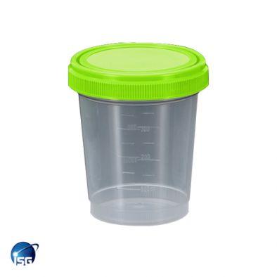 Specimen Container, Clean Room 500ml, PP - ISG (Pk 150)