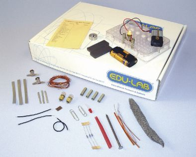 Electricity Kit, Microscience - Edulab