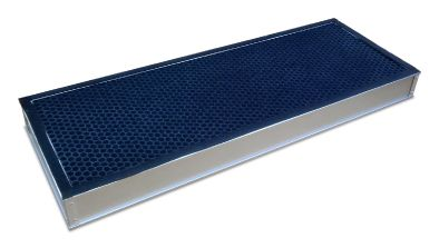 Carbon filter for ductless fume hood size 1200mm (front loading)