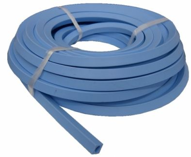 EnduraFlex Tubing, Square, 8mm Bore 10M Roll