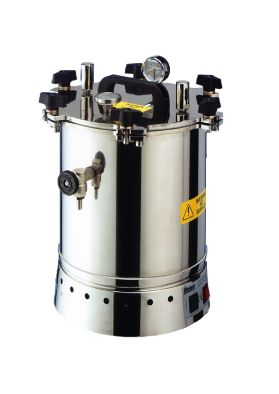 Autoclave 15 Litre Stainless Steel