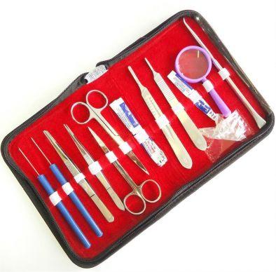 Dissecting Set, Basic Instruments