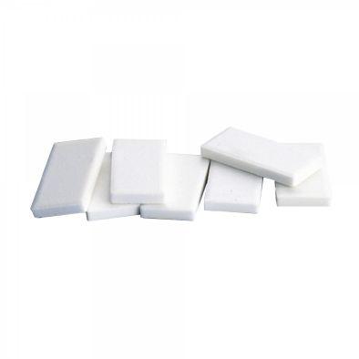 Streak Plates White (Pk10)