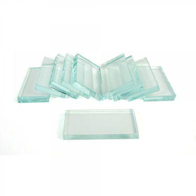 Streak Plates Glass (Pk10)