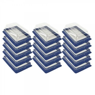 Dissection Pan,Pad & Cover - Medium (Set/15)