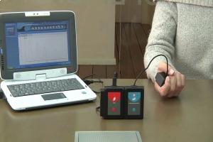 Hand Dynamometer - Edu-Logger