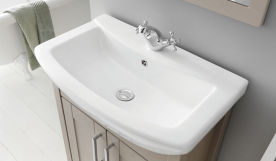 Contemporary ceramic basin