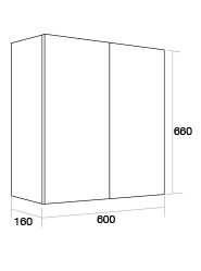 500 Double wall unit