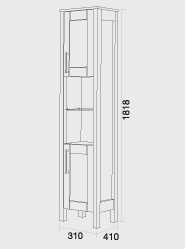 Sendai Tall Unit