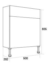 500 WC unit