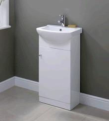 Ikoma - 450 Vanity Unit