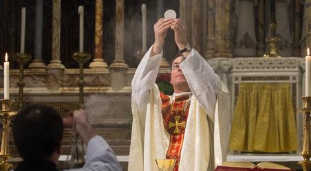 Sacrosanctum Concilium: A Work in Progress