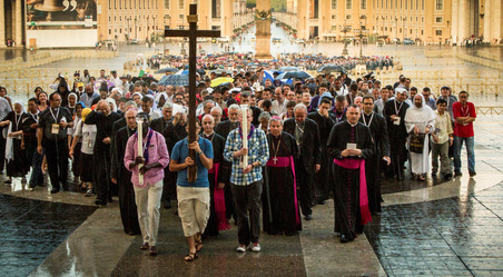 Taking the New Evangelisation to the Streets