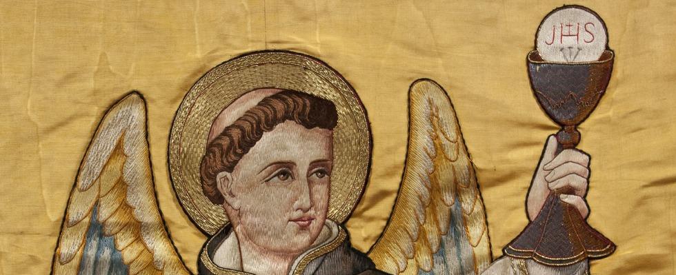 The Doctrine Of The Eucharist and Aristotelian Metaphysics