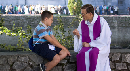Catechetics : Going to Confession