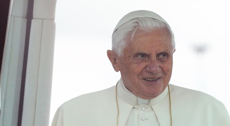 Our Lady In The Teaching of Pope Benedict XVI