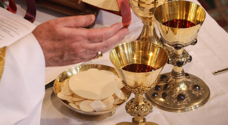 In Defence of Frequent Communion