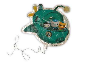 Octonauts Gup A shape balloon