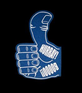 Foam Thumb